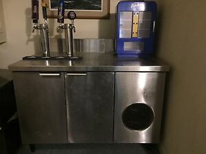 Commercial/Home Brewer Kegerator