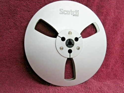"SCOTCH METAL 7"" Tape Take up Reel  Empty"