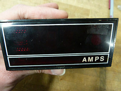 Data Tech 3312 02 548381 101 Amps Meter Ammeter  10 U 3