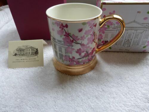 White House Historical Association  Cherry Blossom Mug