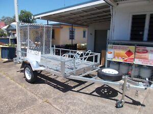 ATV MOWER, BIKE TRAILER Clunes Lismore Area Preview