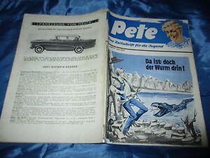Pete / Zeitschrift für die Jugend  # 175 , Romanheft 50er Jahre , Western