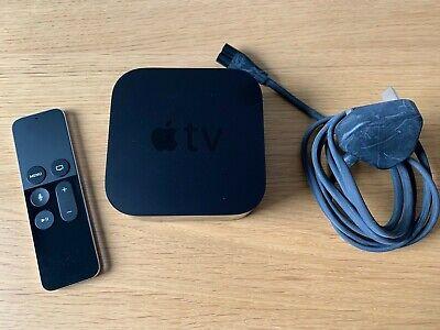 Apple TV 4th Generation 32GB HD Media Streamer (A1625)