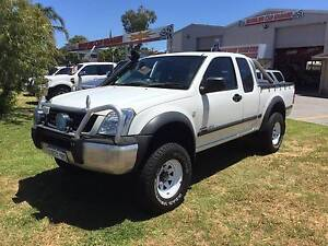 2005 Holden Rodeo LX 4x4 SPACE-CAB Ute **ONLY 134,000 KLMS!!** East Rockingham Rockingham Area Preview
