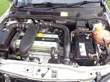 2004 Holden Astra Hatchback Turbo SRi Narara Gosford Area Preview