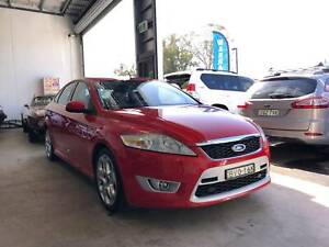 2008 Ford Mondeo XR5 TURBO Manual Hatchback Blacktown Blacktown Area Preview