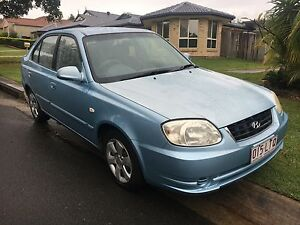 2006 Hyundai Accent, RWC, Rego, Carindale Brisbane South East Preview