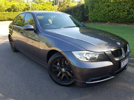 BMW 320I Sedan - GREAT COND - BMW SERVICE HISTORY - 1 YR WARRANTY
