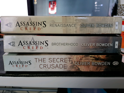 Assassin's Creed Books