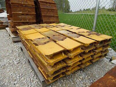 Caterpillar D6r H T John Deere 850j K Lt K 24 Track Pads 40x2 80 Dozer Clipped