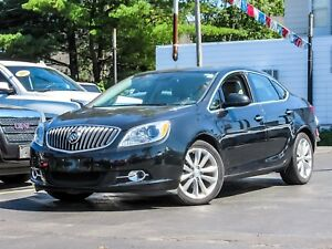 2014 Buick Verano ONE OWNER..ONLY 27,000 KLMS...