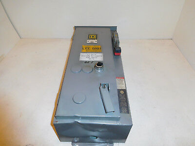 General Electric/Square D CR306CO Size 1 Fused 3R Starter