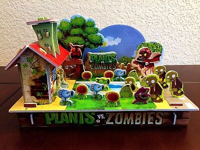 3D puzzle Plants VS Zombies - Backyard Game - Ship from US