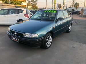 CHEAP HOLDEN ASTRA AUTOMATIC 4CYL REGO RWC