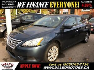 2014 Nissan Sentra 1.8 S | BLUETOOTH |LOW KMS