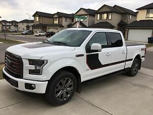 2016 Ford F-150 Lariat Special Edition Package Luxury