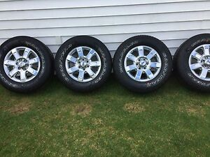 18' P275-65-18 FORD F150 NEW $1250 FIRM