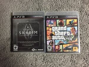 PS3 Games - $10 each or both for $15