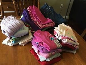 HUGE lot of girls clothes - size 6