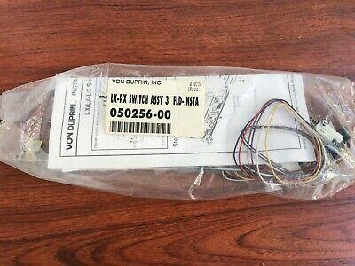 New Von Duprin Lx-rx Lx-rx Switch Kit 3 Device 050256-00