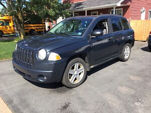 2007 Jeep compass new two-year inspection today