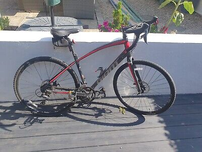mens giant Any Road bike (large)