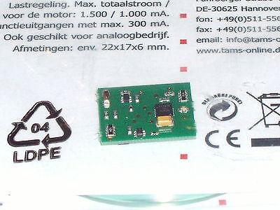 Tams LD-G-32.2 / LD-W-32.2 Lokdecoder MM/DCC  in verschiedenen Ausführungen online kaufen