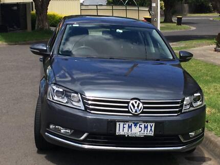 2015 Volkswagen Passat 118 TSI 3C MY15 Sedan T4
