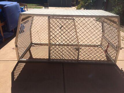 Ali dog cage Alice Springs Alice Springs Area Preview