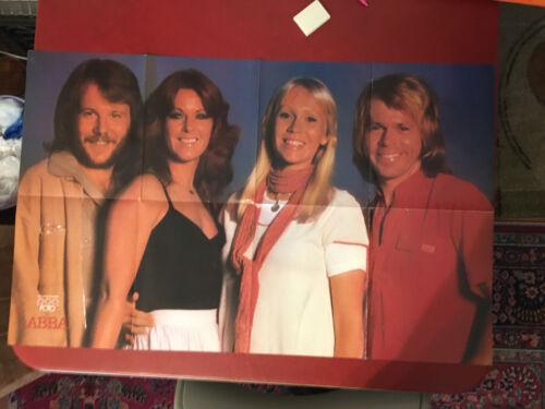pop foto ABBA poster Fernando era #1 square corners Sheila B. Devotion