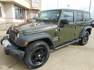 2015 Jeep WRANGLER UNLIMITED Sport, NO CREDIT CHECK FINANCING