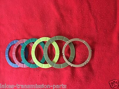 THRUST WASHER KIT AOD  AODE  4R70W ALL NEW 1980  UP
