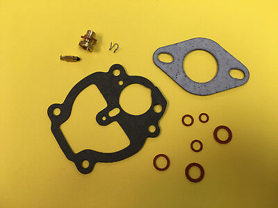 Case Va Vac S Sc Si So Tractor Zenith Carburetor Basic Repair Rebuild Kit