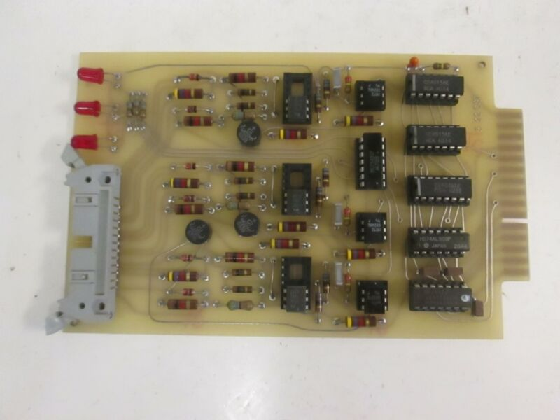 Tempress 5 22 087 PCB, Used