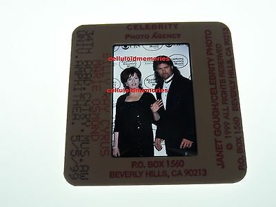Original Photo 35mm Slide Billy Ray Cyrus & Marie Osmond # 5