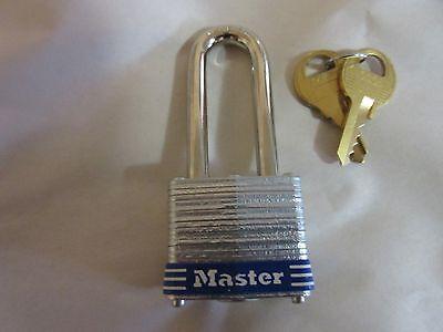 Master Lock Padlock 3lhblu 932 Shackle Dia.