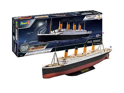 Revell 05498 RMS TITANIC, Schiff Modell Bausatz 1:600