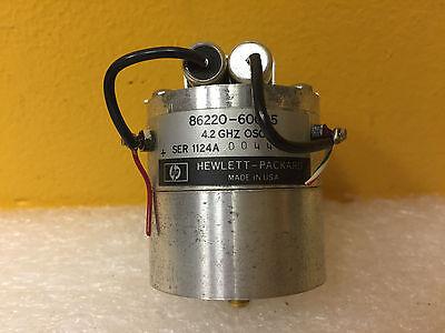 Hp 86220-60005 4.2 Ghz Sma F Oscillator Assembly