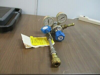 Advanced Specialty Gas Equipment Gas Regulator Upe3150580 3000 Psi Used