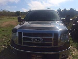 2010 Ford f 150 4x4 crew can