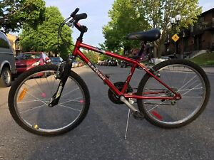 "Bicycle de montagne 20"" // Mountain Bike 20"" (Raleigh)"