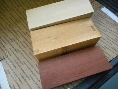Wood Carving Wood Blocks Turning Blocks Tupelo Beech and Mahogany