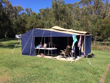Customline Offroad Deluxe Camper Trailer Buderim Maroochydore Area Preview