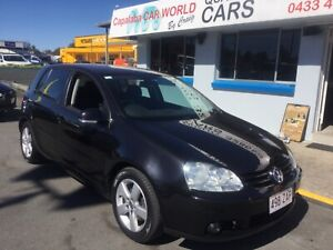 2009 Volkswagen Golf 2.0 TDI PACIFIC Automatic Hatchback Capalaba Brisbane South East Preview
