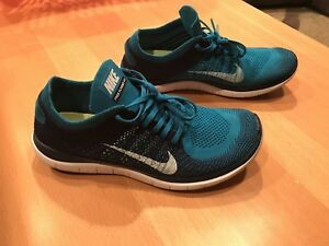 Nike Free flyknit 4.0 men's size 11.5, running shoes,