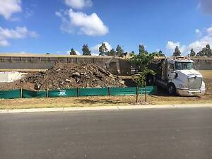 TIPPER HIRE EXCAVATORS BOBCATS FILL REMOVAL LANDSCAPING EARTHWORK Narellan Camden Area Preview