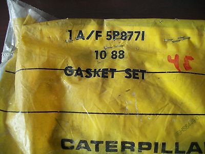 Nos 5p8771 Water Pump Gasket Kit Caterpillar 3304 D330c 3306 D333c 955l 1ac