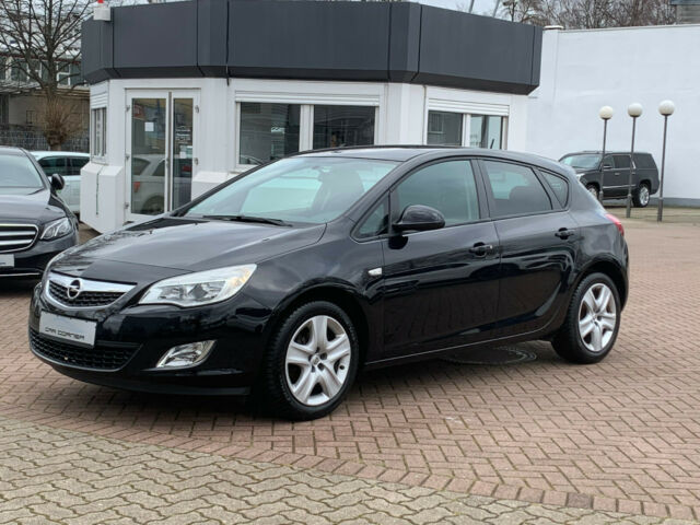 Opel Astra J Lim. 1.4 TURBO DESIGN EDITION NEUE KETTE