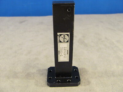 Waveguide Wr75 Low Power Termination Ku-band 10 To 15 Ghz Length 4.00 258