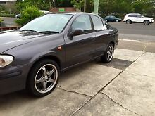 2001 Nissan Pulsar Manual Sedan New Lambton Newcastle Area Preview